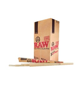 Raw Raw Classic Rawket 5 in 1 Cone Box/15