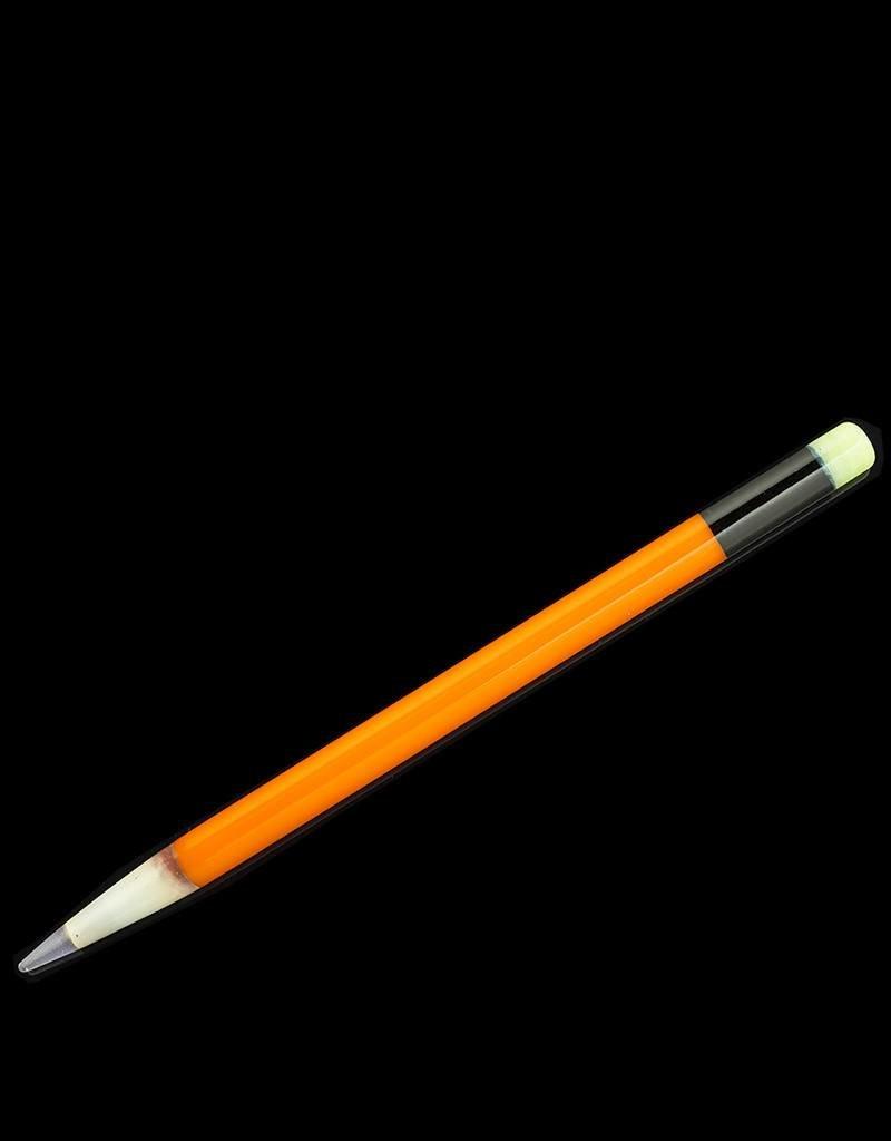 Sherbet Glass Halloween Pencil #1
