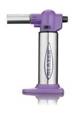 Blazer Big Buddy Torch  Purple & Stainless Steel