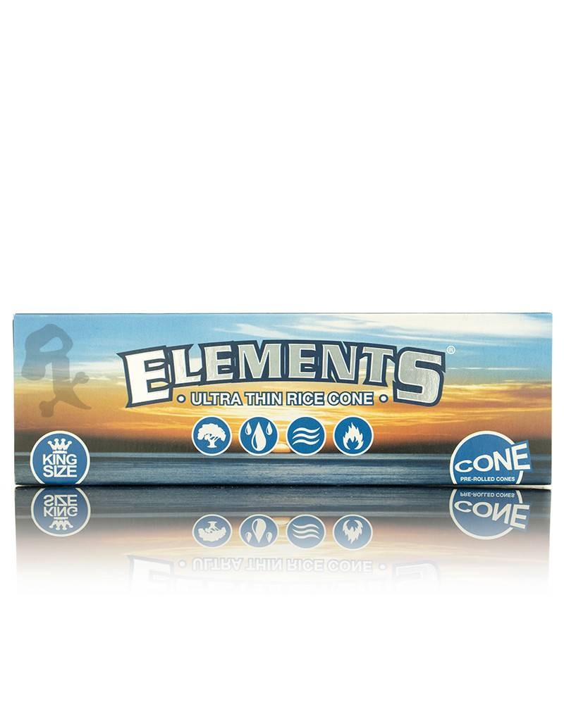 Elements Elements KS Cone 40/PK King Size