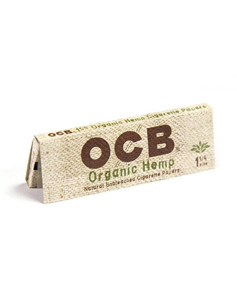 OCB OCB 1 1/4 Organic Hemp