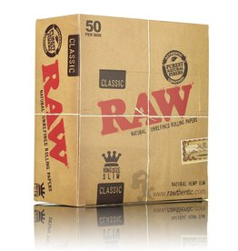 Raw RAW King Size Classic Slim Box/50