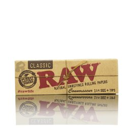 Raw RAW 1 1/4 Connoisseur