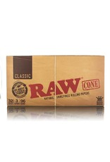 Raw Raw King Size Classic Cone Box/32