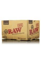 Raw Raw 98 Special Cones 12/Box