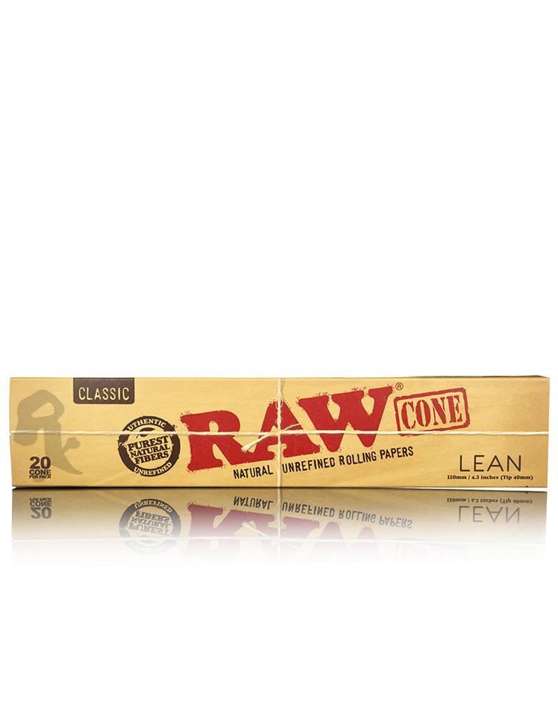 Raw Raw LEAN Cones