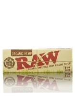 Raw RAW 1 1/4 Organic Hemp