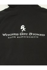 Witch DR Witches Get Stoned Zip Up Hoodie