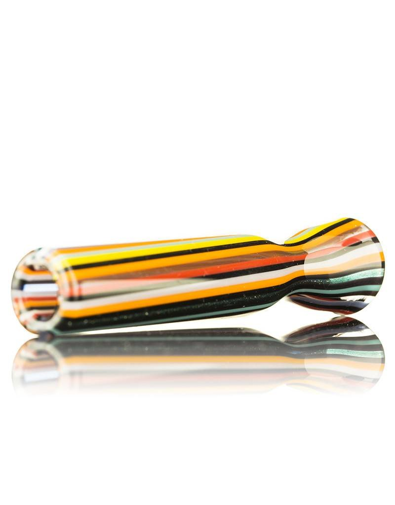 Golden Gate Lined Chillum #2 - Waldo's Wonders