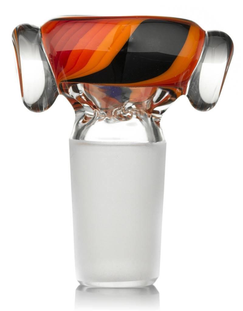 18mm Black w/ Red & Orange Slide Clint Carpenter- Waldo
