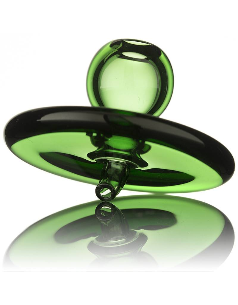 Chad Bro Glass Chad Bro V2 Green Terp Trunk Carb Cap