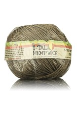 I-TAL Hemp Wick - Supreme 250' Spool