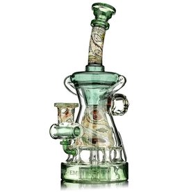 Evol Empire x Jerry Kelly Green Stardust Recycler
