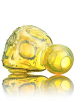 Dina K Spoon Pipe Dina K Sugar Skull 5 Glass Enthusiast