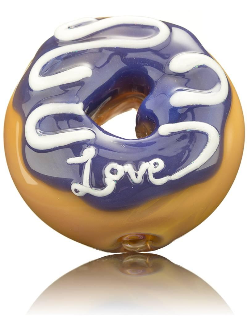 KGB x Sarah Marblesbee Valentine's 2018 KGB x Sarah Marblesbee Love Donut Chillum