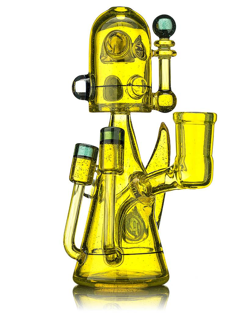 BUG 'AstroBOT' Terps & Exp 50  Jammer Dab Rig