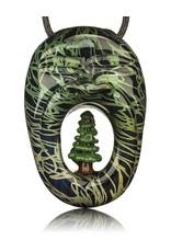 """GPS x Justin Carter """"I Speak for the Trees"""" Pendant"""