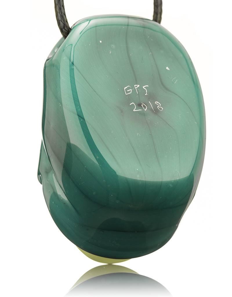 "GPS GPS ""Inner Self"" Heady Glass Pendant"