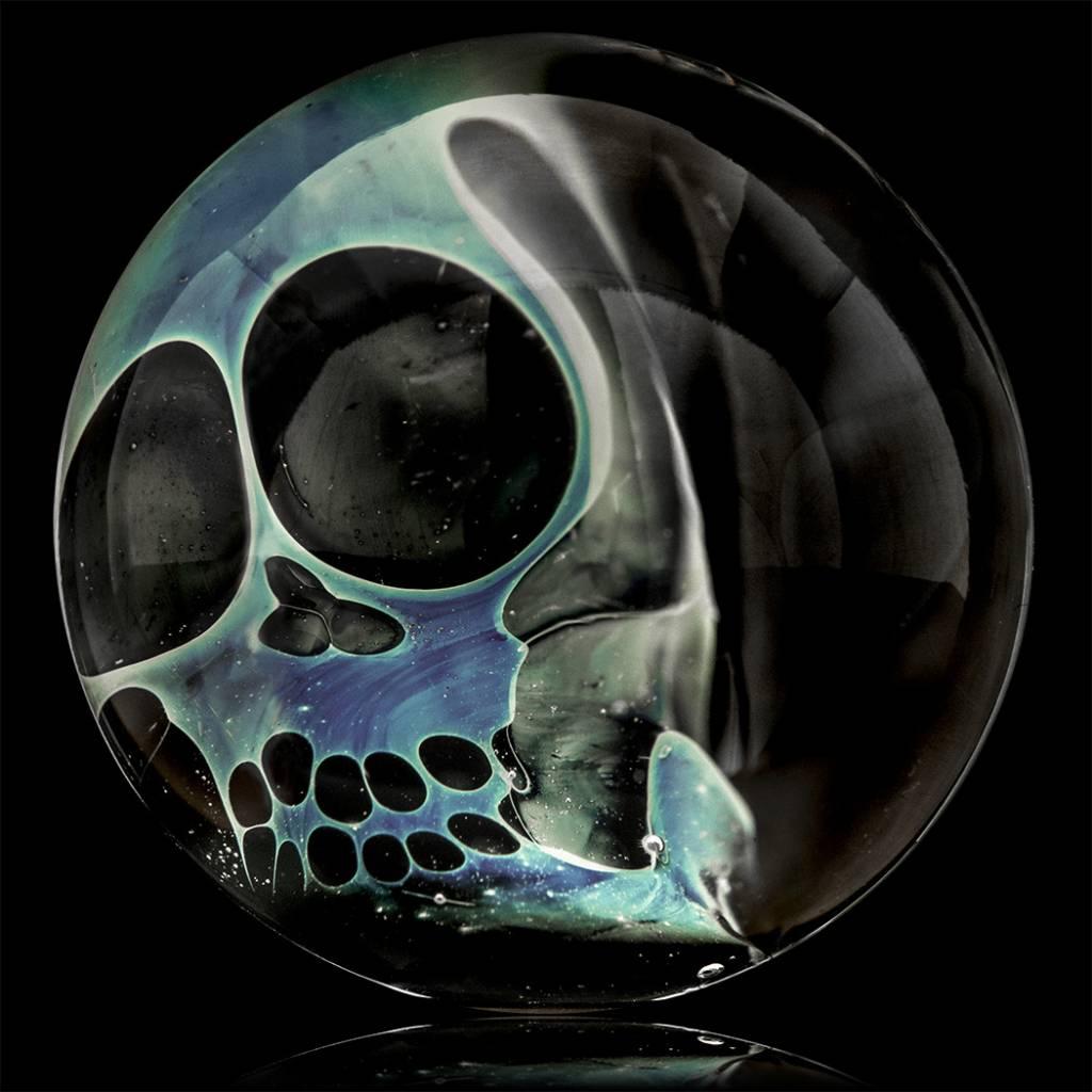 Bob Snodgrass SOLD Bob Snodgrass Marble #1 Snodgrass Family Glass