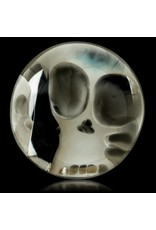 Bob Snodgrass SOLD Bob Snodgrass Two Skull Marble Snodgrass Family Glass
