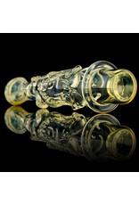Bob Snodgrass SOLD Bob Snodgrass Top Hat Chillum Snodgrass Family Glass