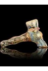 Bob Snodgrass Jonathan Gietl x Ginny Snodgrass-Gietl Deluxe Top Hat Hammer Snodgrass Family Glass