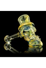 SOLD Bob Snodgrass Top Hat #1 Snodgrass Family Glass