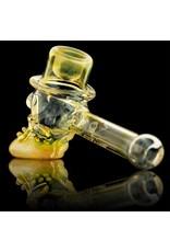 SOLD Bob Snodgrass Top Hat #5 Snodgrass Family Glass