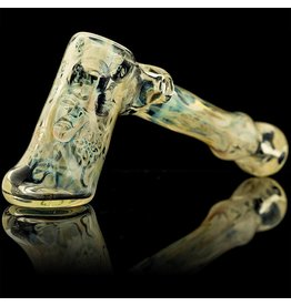 Bob Snodgrass Bob Snodgrass UV Skull Hammer with Impressions Snodgrass Family Glass