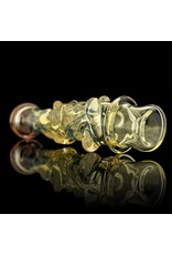 Bob Snodgrass SOLD Bob Snodgrass Mini Top Hat Chillum Snodgrass Family Glass