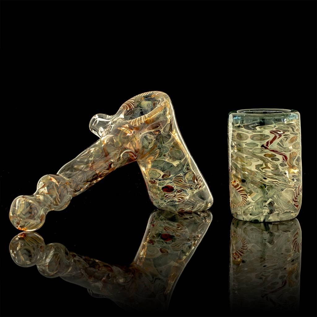 Cameron Tower x Tacoma Brian Hammer & Jar Snodgrass Family Glass
