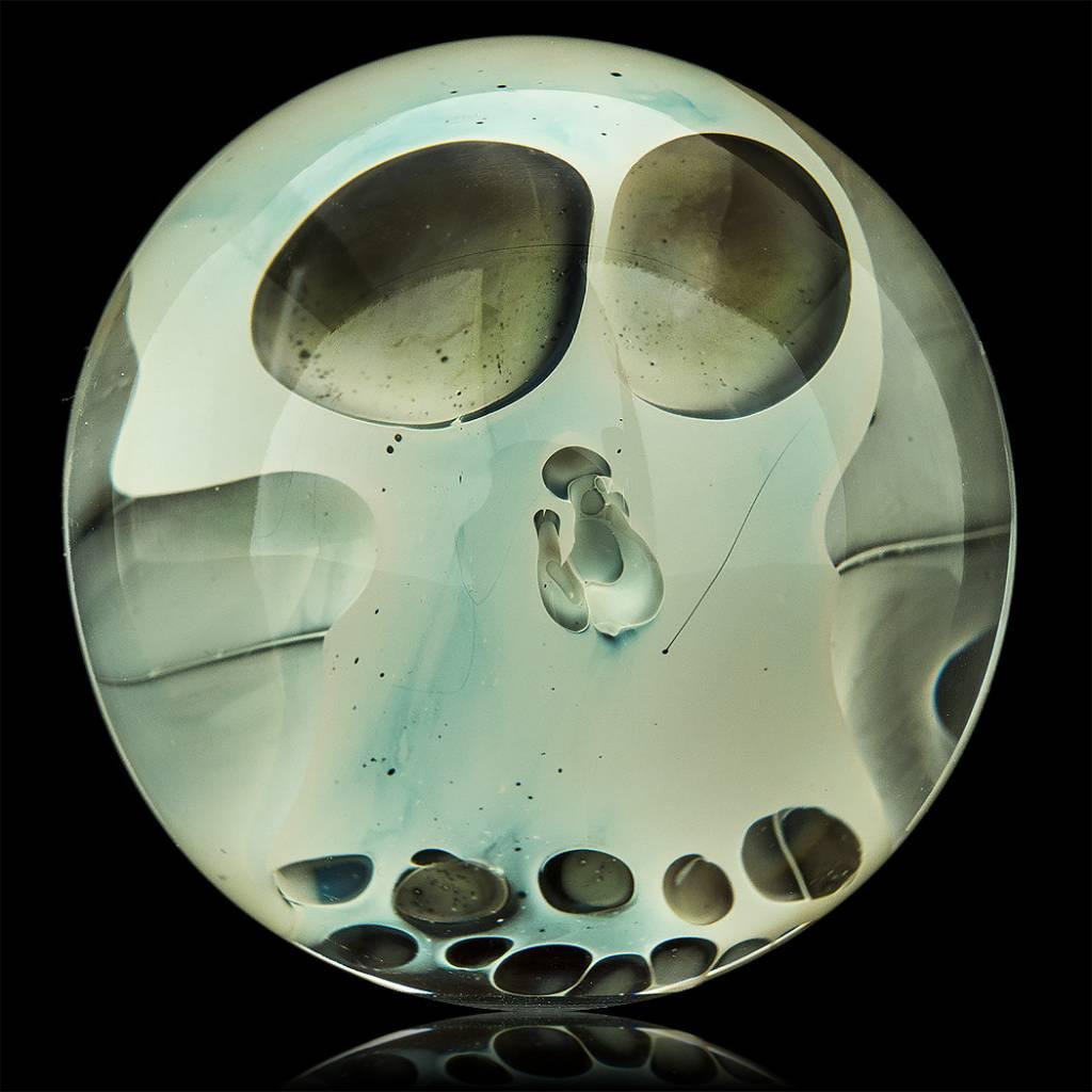 Bob Snodgrass SOLD Bob Snodgrass Marble #3 Snodgrass Family Glass