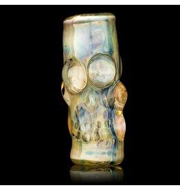 Bob Snodgrass Bob Snodgrass Skull Bead (Q) Snodgrass Family Glass