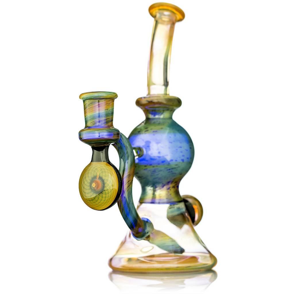 Bashaw Glass SOLD Marck Bashaw Space Fume Tube