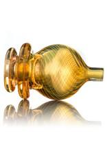 Bashaw Glass Marck Bashaw Fumed Bubble Carb Cap 31mm
