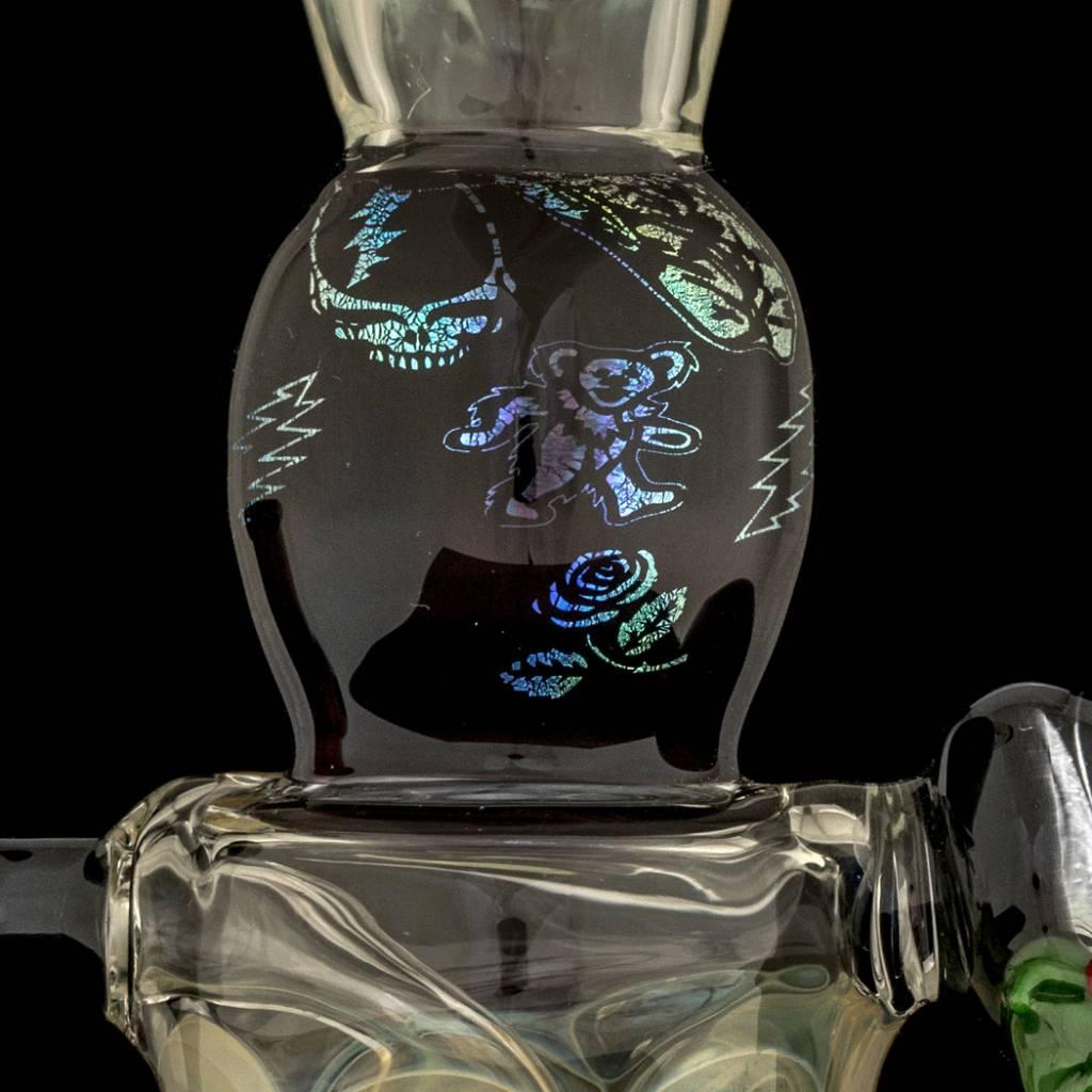 Bob Snodgrass x Turtle Time Rig Snodgrass Family Glass