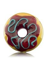 KGB Glass SOLD KGB Large Donut Spoon