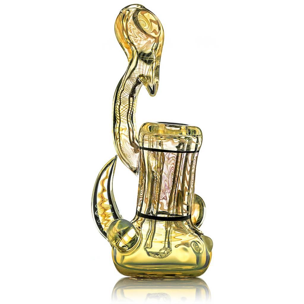 Entheo Glass SOLD Fumewag Dewar Sherlock Dab Rig by Entheo Glass