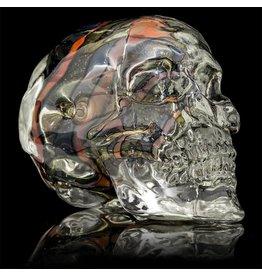 Bob Snodgrass x Bob Badtram x Matty White x Hugh Glass Signature Skull Snodgrass Family Glass