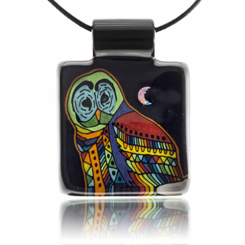 Kevin Murray Kevin Murray Owl Pendant