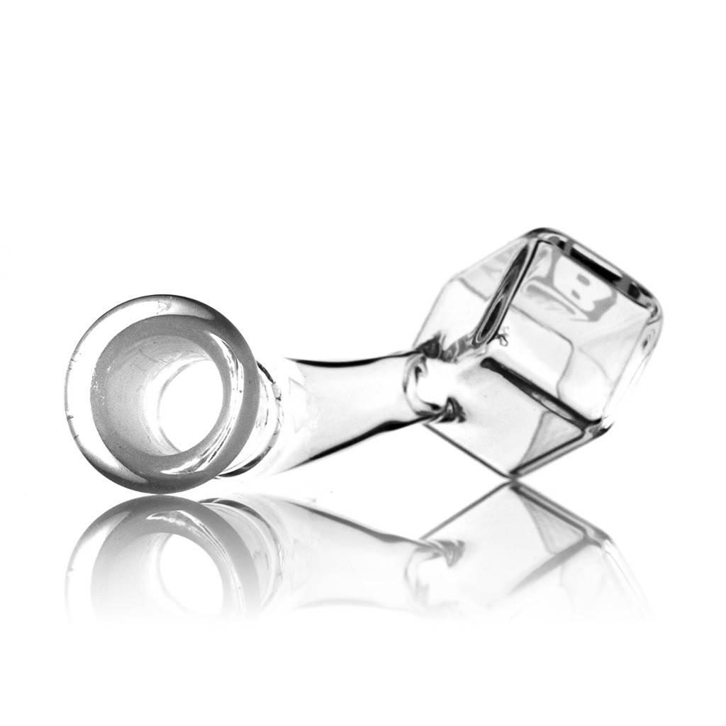 Sugar Cube 10mm Female 45 Degree Quartz Banger