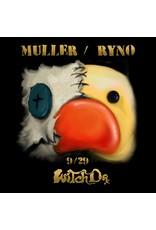 Peter Muller x Ryno Muller x Ryno VIP Ticket