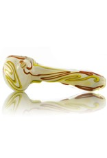 Keith Hickey Keith Hickey Large Fume Inside Out Glass Spoon (C)