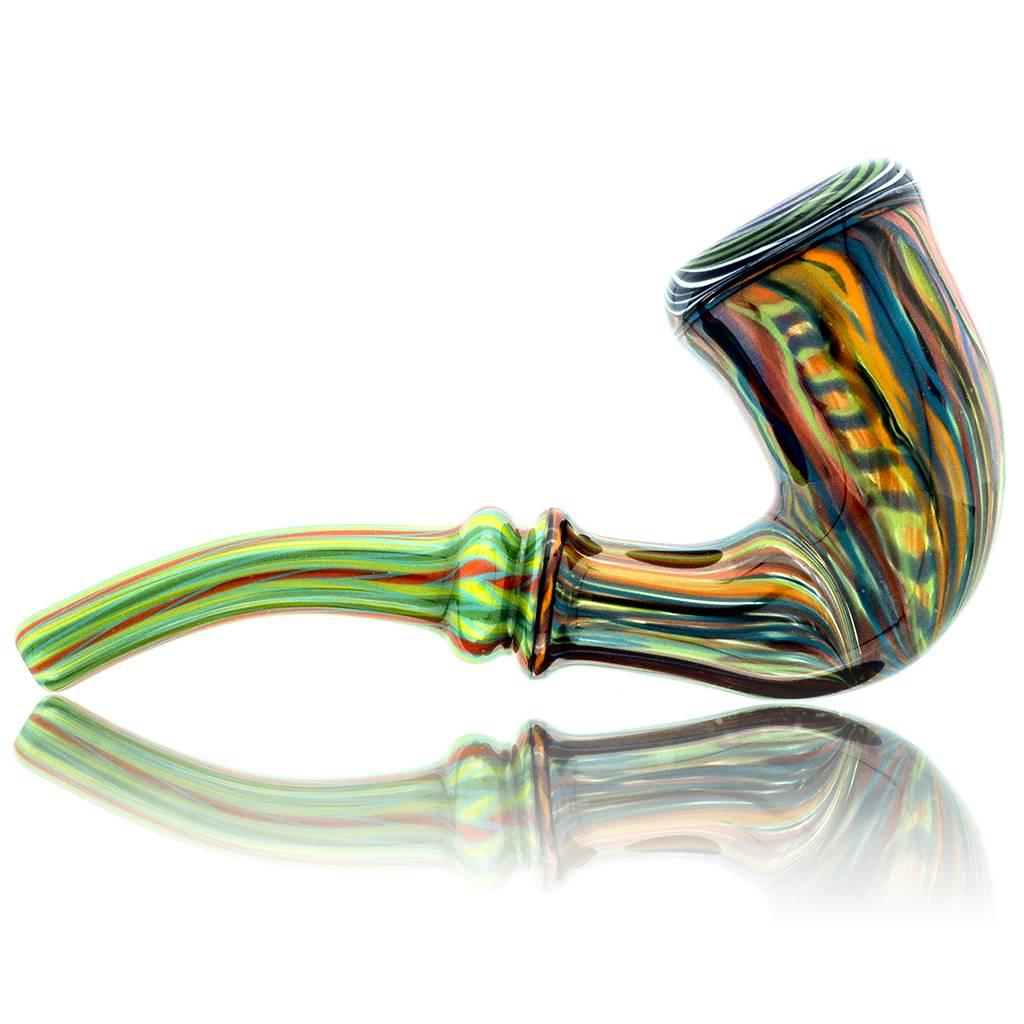 BirdDogg x Jake Oliver BirdDogg x Triple A Glass Sherlock Dry Pipe