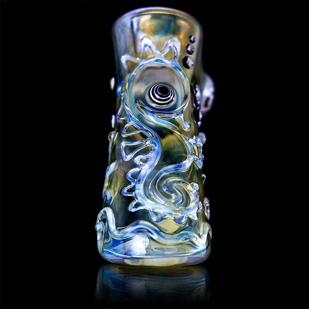 Ginny Snodgrass-Gietl Ginny Snodgrass-Gietl Seahorse Glass Dry Pipe 2