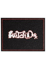 Moodmats Witch DR 8 x 11 Classic Red & White Moodmat
