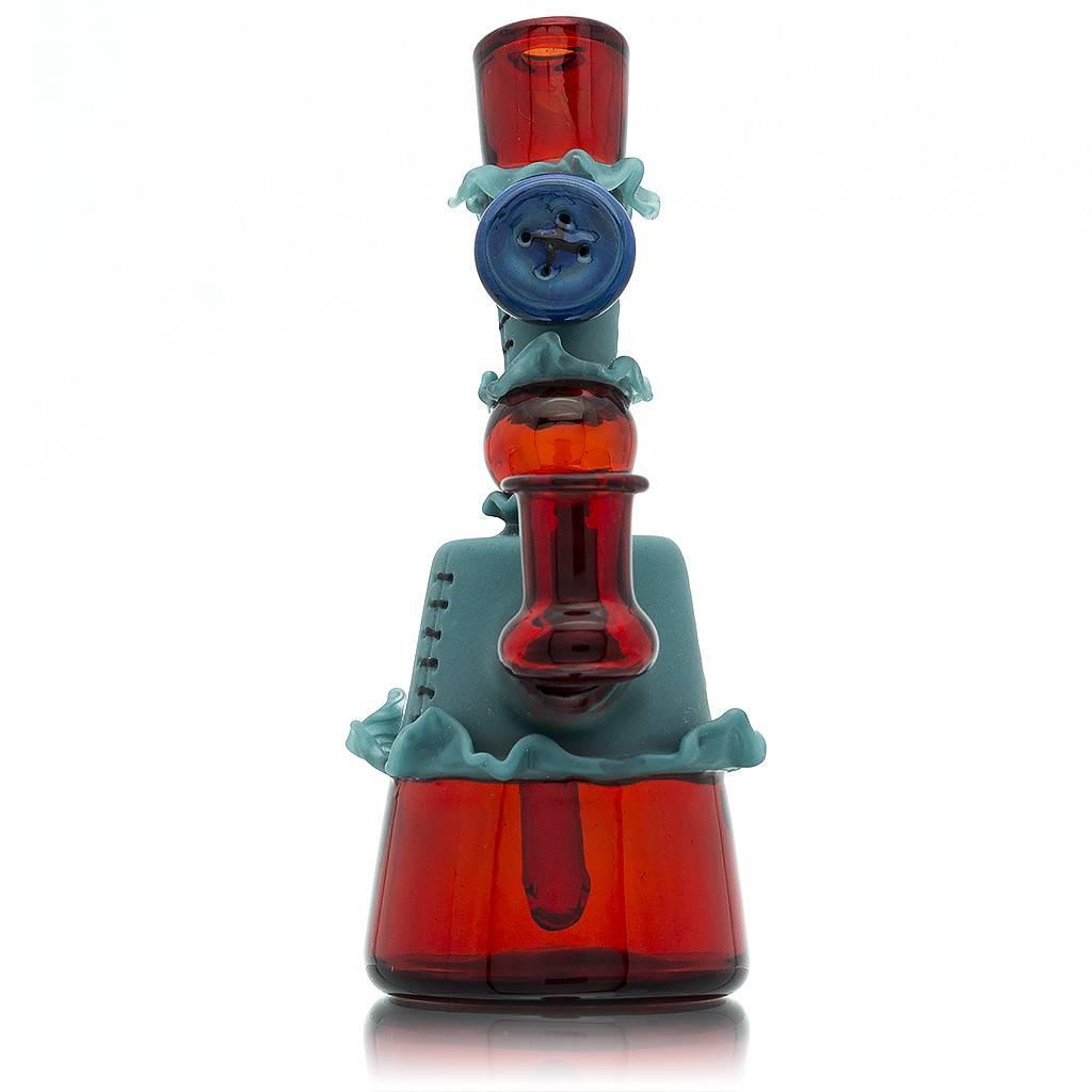 Peter Muller Muller Azul / Pomegranate Torn Mini Tube MxR