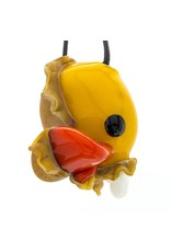 Peter Muller x Ryno Muller x Ryno Doll / Duck Pendant MxR