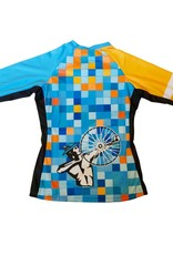 Pixel Women's Andorra 3/4 Jersey