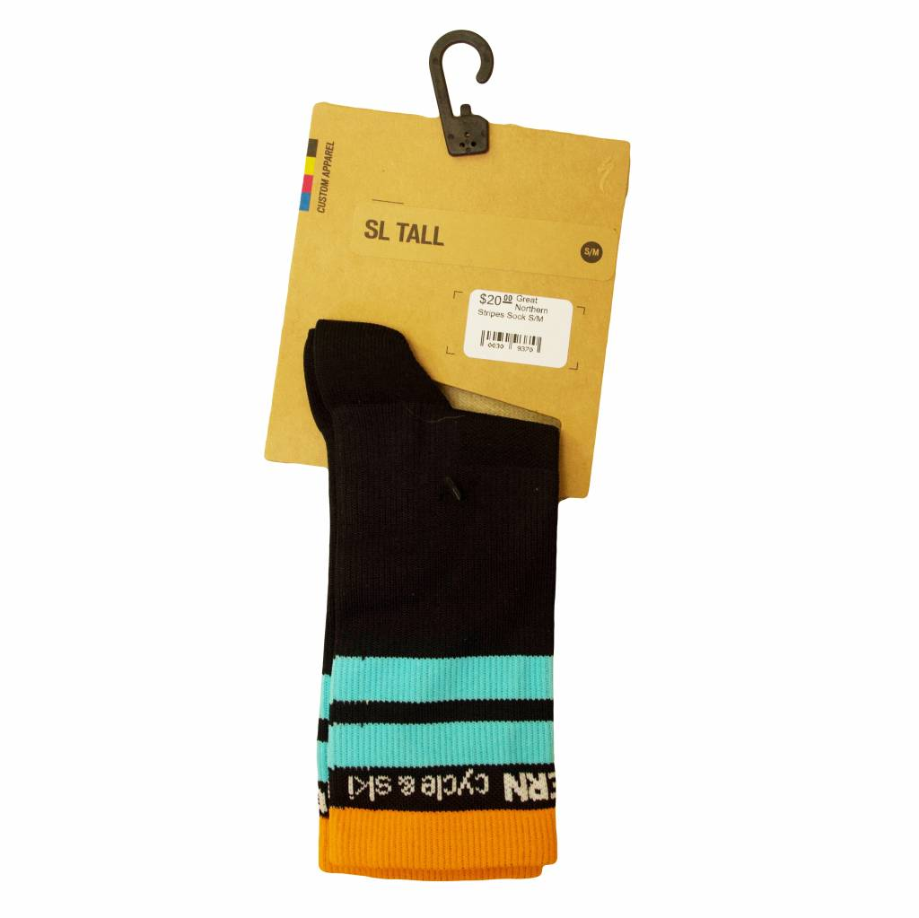 Great Northern Stripes Sock